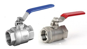 Signle Piece Ball Valves manufacturers