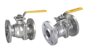 Two Piece Design Ball Valves manufacturers