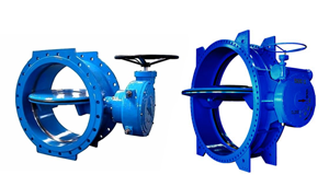 Double-eccentric Butterfly Valves manufacturers