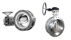 Triple-eccentric Butterfly Valves manufacturers