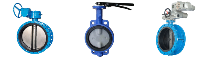 Concentric(Centric) Butterfly Valves manufacturers