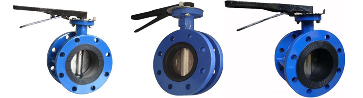 Flanged Butterfly Valves manufacturers