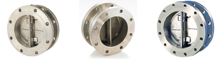Double Disc Wafer Check Valves manufacturers