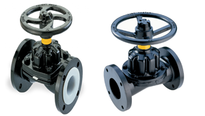 Diaphragm Valves manufacturers in Mumbai, India