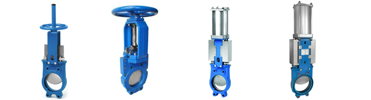 Knife Gate Valves manufacturers