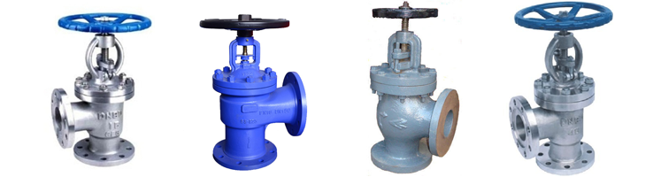Angle Type Globe Valves manufacturers