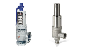 Spring Loaded Safety Valves With Cap manufacturers
